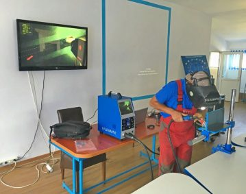 demonstratii virtual welding